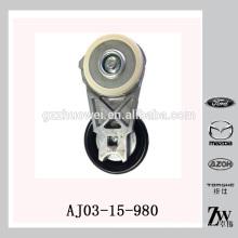 De alta calidad V-Belt Tensioner polea para Mazda Tributo / MPV 3.0L AJ03-15-980B