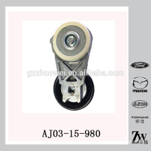 High Quality V-Belt Tensioner Pulley for Mazda Tribute / MPV 3.0L AJ03-15-980B