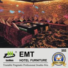 Nuevo disco de noche del club de la hospitalidad del disco del hotel / sofá de la barra fijado (EMT-KTV08)