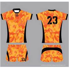 L'équipe nationale de 2016 personnalisée fait vos propres maillots de rugby