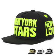 Fashion Promotional 3D Embroidered Cotton Twill Spots Trukfit Cap (YKY3360)
