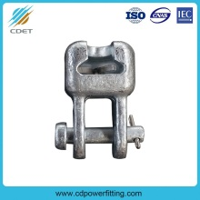 China New Product for Mid Span Joint Galvanized Drop Forged Socket Clevis Eyes export to Andorra Wholesale
