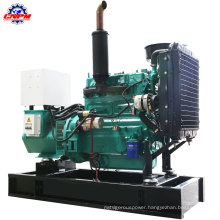 High quality mathane gas 15kw biomass gas generator set