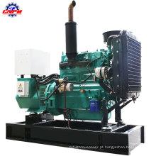 Alta qualidade mathane gás 15kw gerador de gás de biomassa