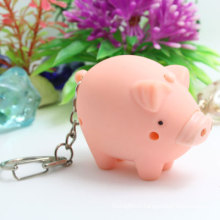 81-1y1075 LED Animal Keychain Light
