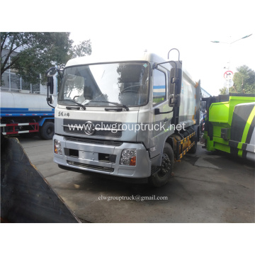 Waste Truck Container Compactor Garbage Truck