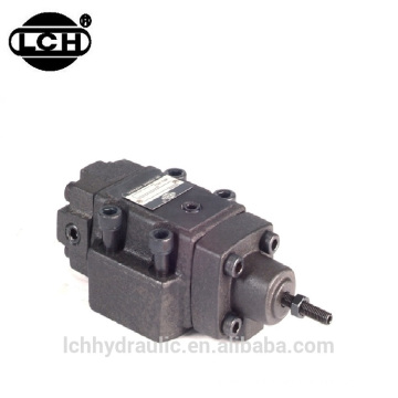 hydraulic hct hc type middle high pressure control valves