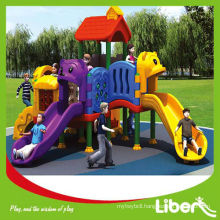 Top Brand in China High Quality CE Approved Novel Design Outdoor Playground (LE.QS.005)