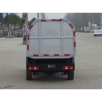 Dongfeng Small Sealed Garbage Van Truck