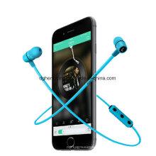 Auricular sin hilos del deporte Bluetooth