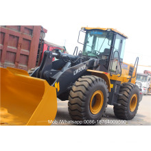 3090mm LW500KL Diesel Compact Wheel Loader