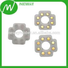 Professional Custom Design Small Tactile Conductive Rubber Keypad