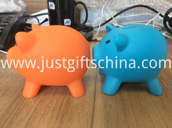 Plastic Piggy Banks