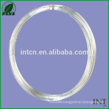 high purity ASTM12 pure silver wire