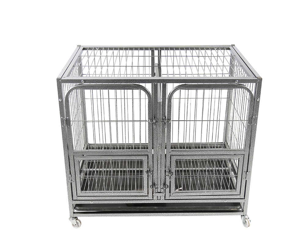 Fashion Square Tube Dog Cage