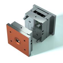 High precision oxygen concentrator plastic mold