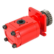 Bulldozer hydraulic gear pump