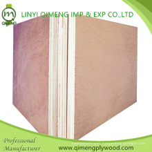 Two Time Hot Press 18mm Commercial Plywood with Poplar Core