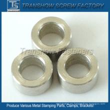 Bujes de piezas de maquinaria de acero inoxidable