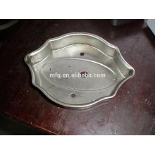 OEM dibujo profundo y estampación de piezas de acero inoxidable de aluminio