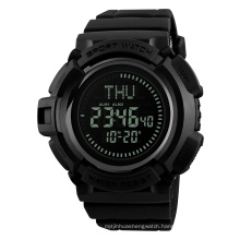SKMEI 1300 Men's Digital Sports Watch LED Screen Large Face Military Watches