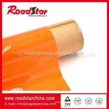 feuilles réfléchissantes rétro imprimables de PVC en rouleau