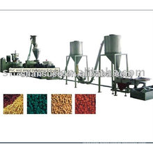 Plastic and Wood Granulation Production Line