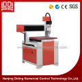 Low cost aluminum cutting and stone wood carving cnc router machine
