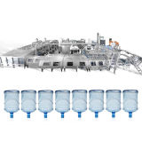 Pc / Pet Bottled 5 Gallon Filling Machine For Pure Water, Distilled Water