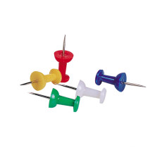 Assorted Decorative Color Plastic Push Pins Used For Map