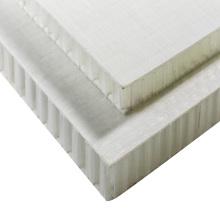 Panneau thermoformé en fibre de verre, panneaux Thermoplstic Honeycomb, ruban thermoplastique
