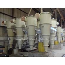 Cellule de traitement des minerais miniers Hydrocyclone Desander Cyclone Separator