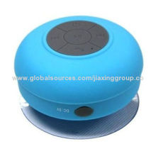 Waterproof Bluetooth Portable Sports Outdoor Speaker, 4W Rated Power, OEM Order are accepted