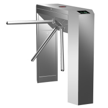 Outdoor 316 Stainless Steel Museum Tripod Turnstile