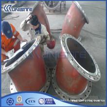 Tuyau en acier structuré pour la structure sur les dragues (USC4-001)