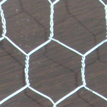 Berkualiti tinggi Galvanized Hexagonal Chicken Wire Mesh