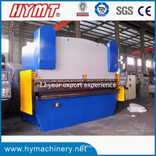 WC67Y-125x4000 NC control Prensa plegadora hidráulica