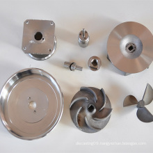 Stainless Steel Series Machining Part