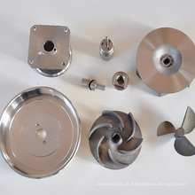 Peça de usinagem da série de aço inoxidável