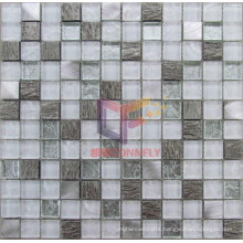 Aluminium Alloy with Resin and Glass Mosaic (CSR066)