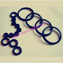 Anillo de goma de silicón moldeado personalizado de los anillos O de los anillos de silicona de la FDA