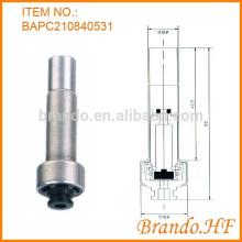 SS304 Tubo de alto rendimiento de hierro magnético solenoide Coil Plunger