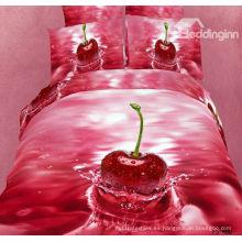 Juego de cama hermosa de alta calidad