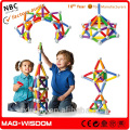 Jumbo Magnetic Builders for Kids SmartMax Max Sticks Bars