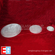 Clear and Color Optical Glass Lens Blanks