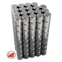 D10x10mm diametralen Zylinder Magneten