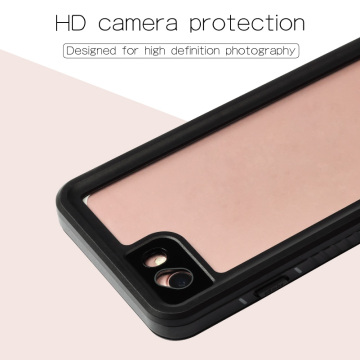 IP68 gecertificeerd Water proof covers voor Samsung galaxy s7