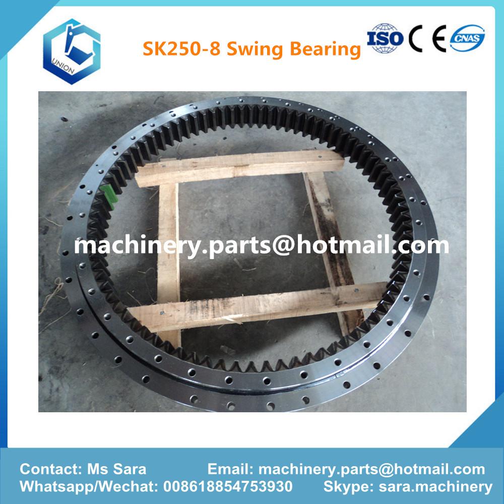 SK250-8 swing bearing