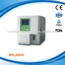 Analizador automático de sangre / analizador de hematología (MSLAB05)