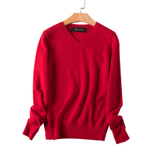 17PKCS472 2017 knit wool cashmere knitted lady sweater